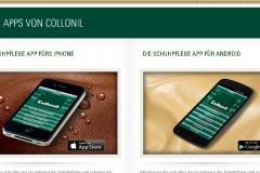 Collonil app